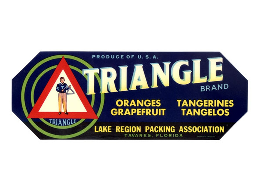 Triangle Florida Citrus