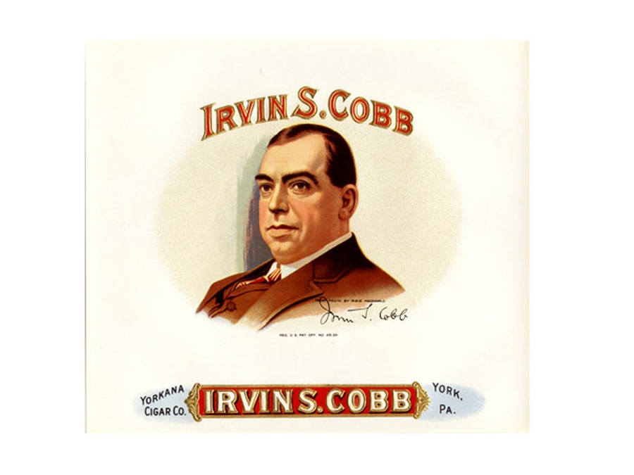 Irvin S. Cobb Cigars
