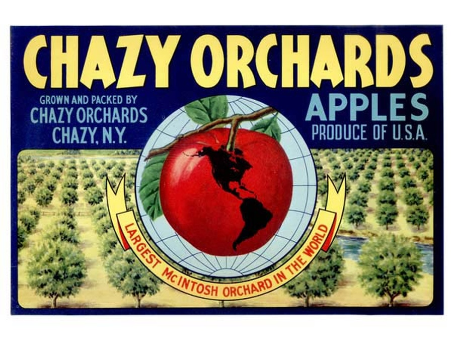 Chazy Orchards Apples